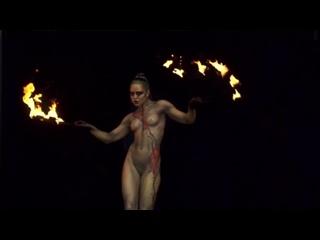 Tasker-Poland  nackt Hannah Auckland Cabaret