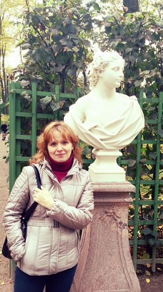 Мария Шиманарёва, Санкт-Петербург, Россия
