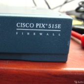Сетевой экран Cisco PIX-515E