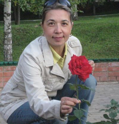 Эмма Янбердина