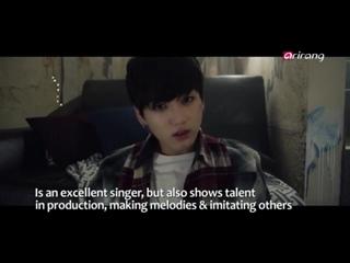 [VIDEO] 160529 Чонгук выбран лучшим главным вокалистом @ Arirang's Showbiz Korea's Star Chart