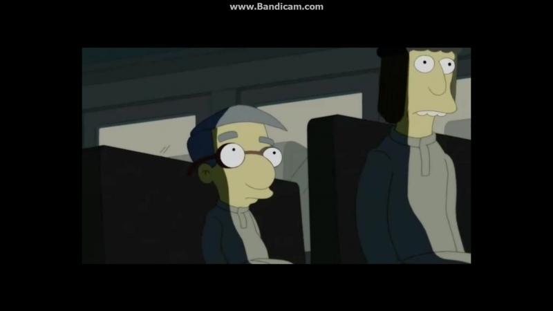 Симпсоны Отсылка к Half Life 2