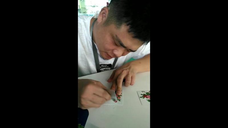Umall Ink Int'l ink test