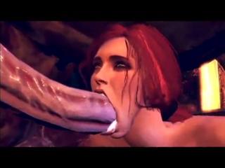 Merigold porno triss The witcher