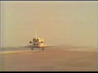 Буран БТС-002 .Взлет посадка .