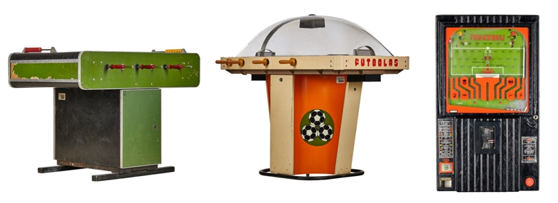 Футбольные игровой автомат игровые автоматы для андроида на деньги