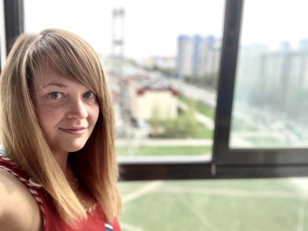 Анастасия Носкова, Санкт-Петербург, Россия