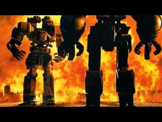 Робот Джокс / Роботы бойцы / Robot Jox. 1989. 1080p. Перевод DVO НТВ+. VHS
