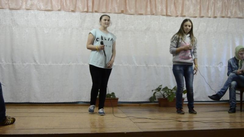 Катя и Настя Отряд Дружбанчики