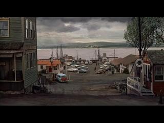 «Птицы»  |1963| Режиссер: Альфред Хичкок | триллер