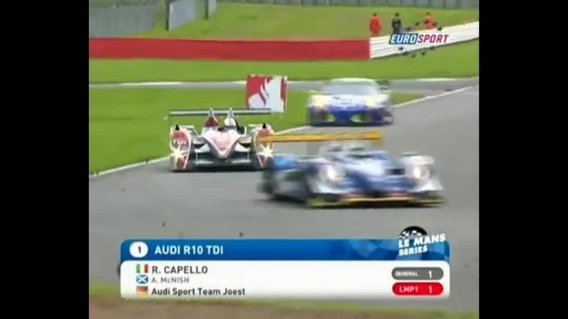 Le Mans Series 1000 Km of Silverstone 2008 part 3 3