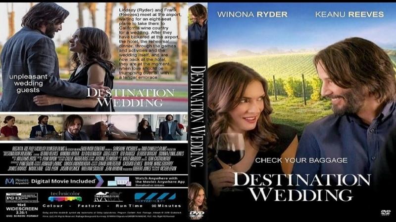 Заставить Жениться Destination Wedding 2018 HD 720р Перевод ДиоНиК