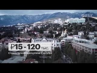 Спецрепортаж телеканала РБК «Крым: дорожная карта»
