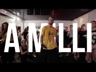 A MILLI // Konichiwa - crew // ВЛАД ГЕНИН // Hip-Hop