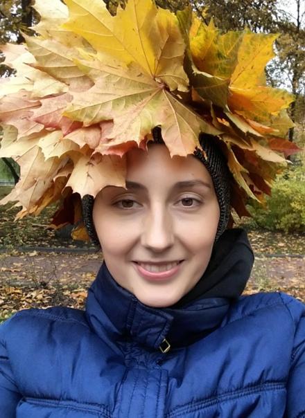 Оля Цветкова, Колпино, Россия