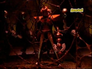 """Могучие Рейнджеры: Космический патруль """"Дельта"""". 13 сезон, 38 серия"""