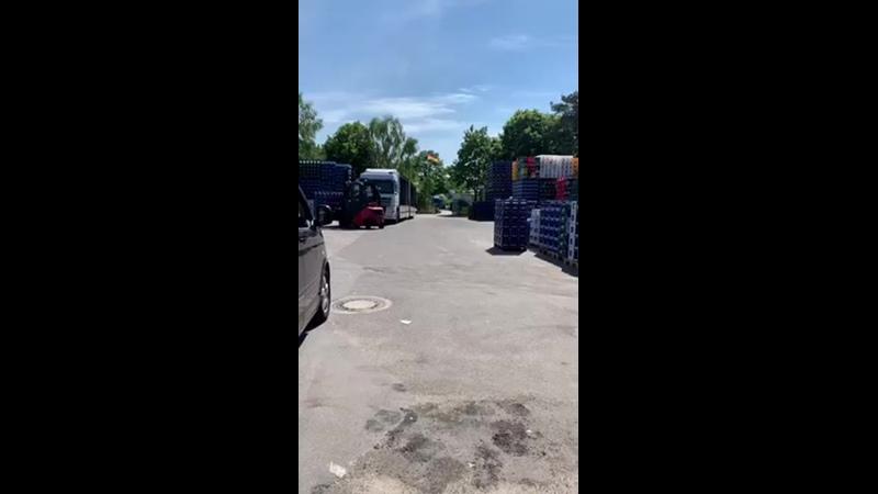 Работа в Германии карщиком