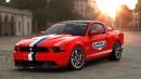Фотоальбом Ford Mustang