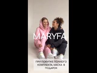 Запуск бренда Maryfa