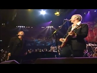 Mark Knopfler  Eric Clapton_ Sting _ Phil Collins - MoneyFor Nothing
