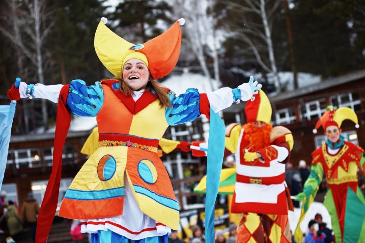 14 марта - База отдыха «Кулига-Парк» приглашает всех гостей на зрелищное меропр...
