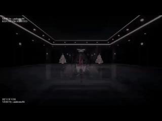 【MMD_Miraculous_ladybug】Revolver_Merry_Christmas[].mp4
