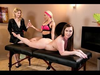 Maddy Oreilly Charlotte Stokely Luna Star lesbian orgy massage latina oil porn big tits ass rimming all sex порно лесби перевод