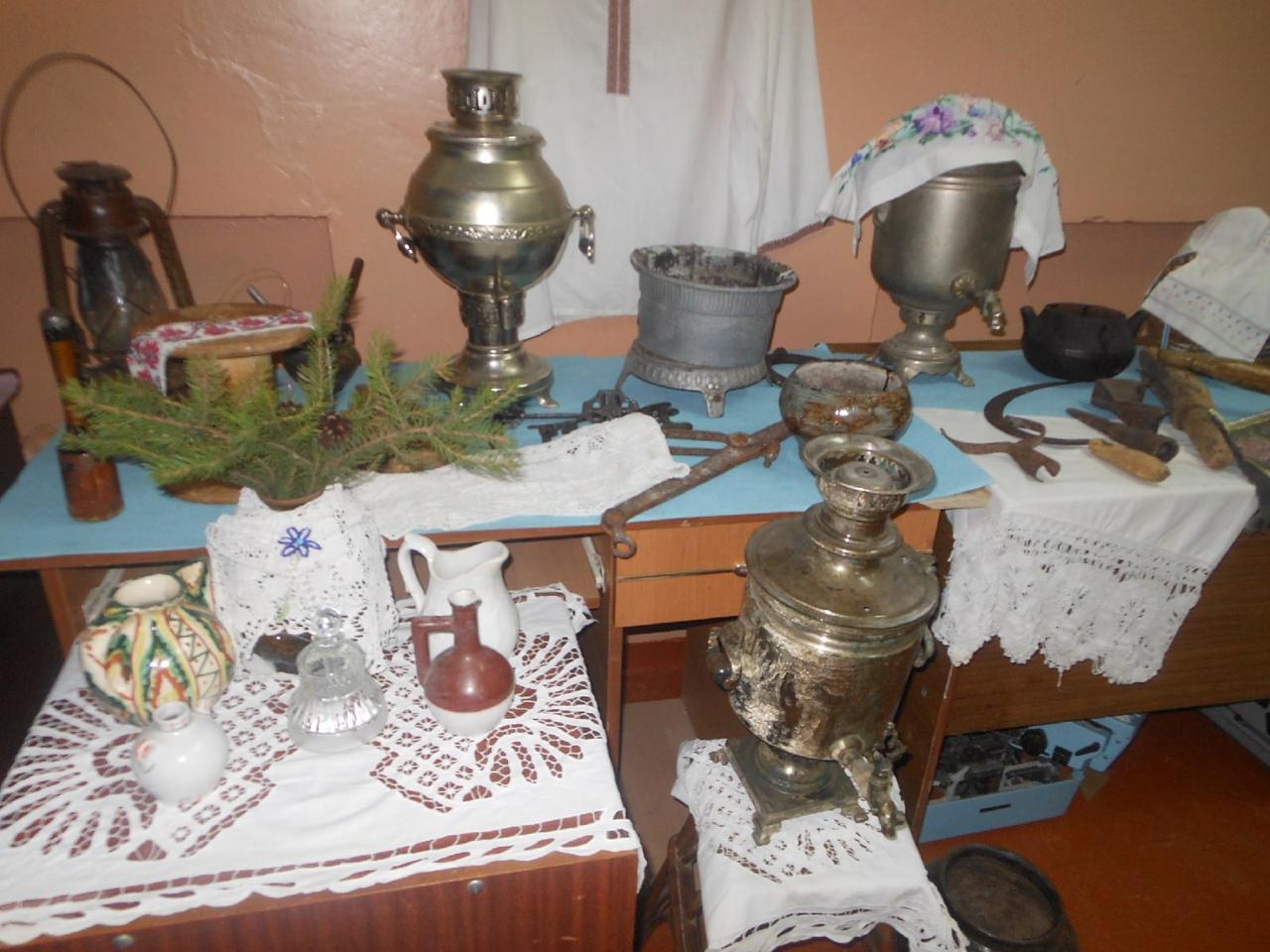 Мемориальному музею И.В. Панфилова в Петровске переданы новые экспонаты