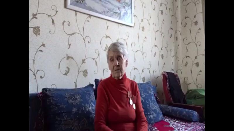 Прокофьева А.Н., видео для проекта «Много наций – одна Победа»