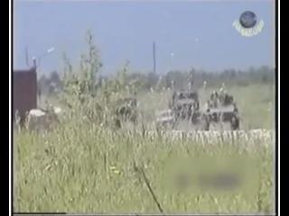 Подрыв колонны российских военных шахидмобилем в Чечне, 2003 год
