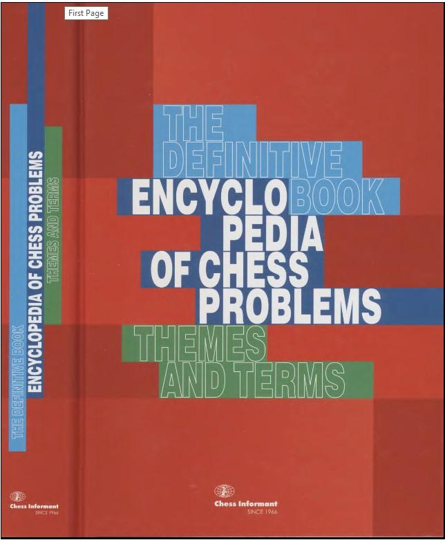 CHESS INFORMANT_ENCYCLOPEDIA OF CHESS PROBLEMS__DJVU+PDF X9FfXPtmLeE