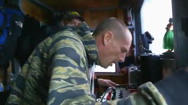 Этот начинающий ныряльщик узнает каково искать золото в Беринговом море