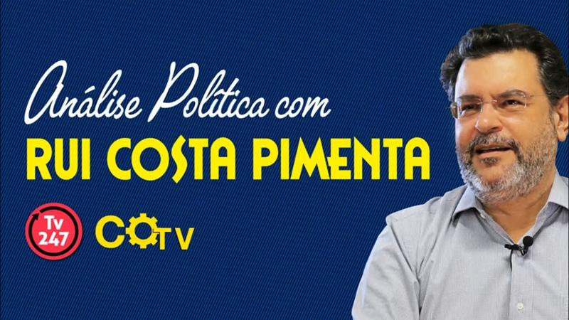 Aonde vai Jair Bolsonaro - Transmissão da Análise Política na TV 247 - 050520