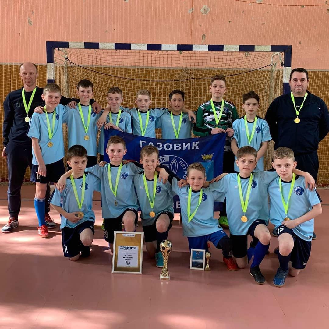 Петровские футболисты стали чемпионами турнира «Агро-Лига»