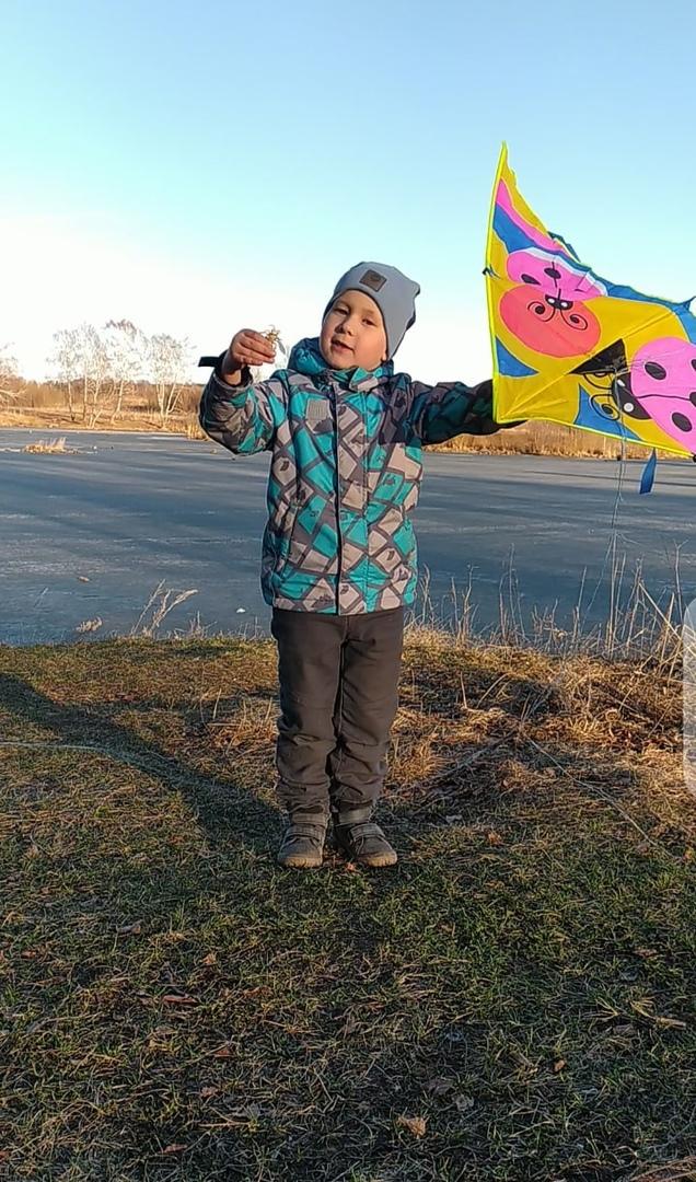 Воспитанник детского сада №25 Николаев Леонид –
