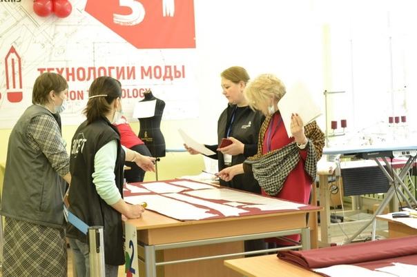 В феврале завершил свою работу V Открытый региональный чемпионат «Молодые профес...