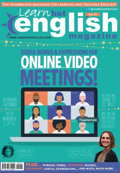 Learn Hot English - Issue 223 - December 2020 UserUpload.Net