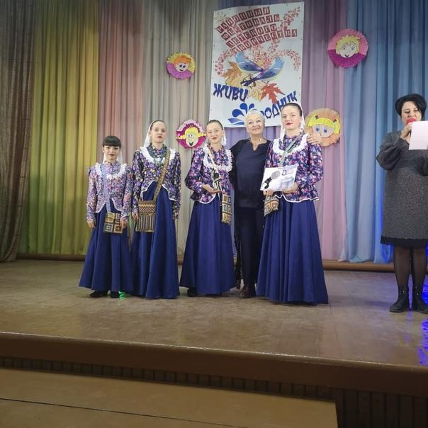23 октября 2021 года в с. Новостройка прошёл районный фестиваль