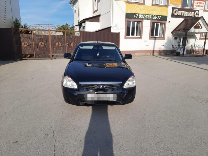 Lada Priora 2011 год 124 тыс.км Юридически авто   Объявления Орска и Новотроицка №27573
