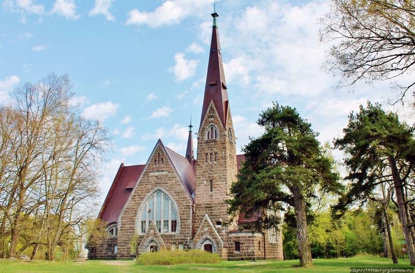 Кирха Святой Марии Магдалины в Приморске была построена в начале XX века. Побывавший здесь Николай... [читать продолжение]