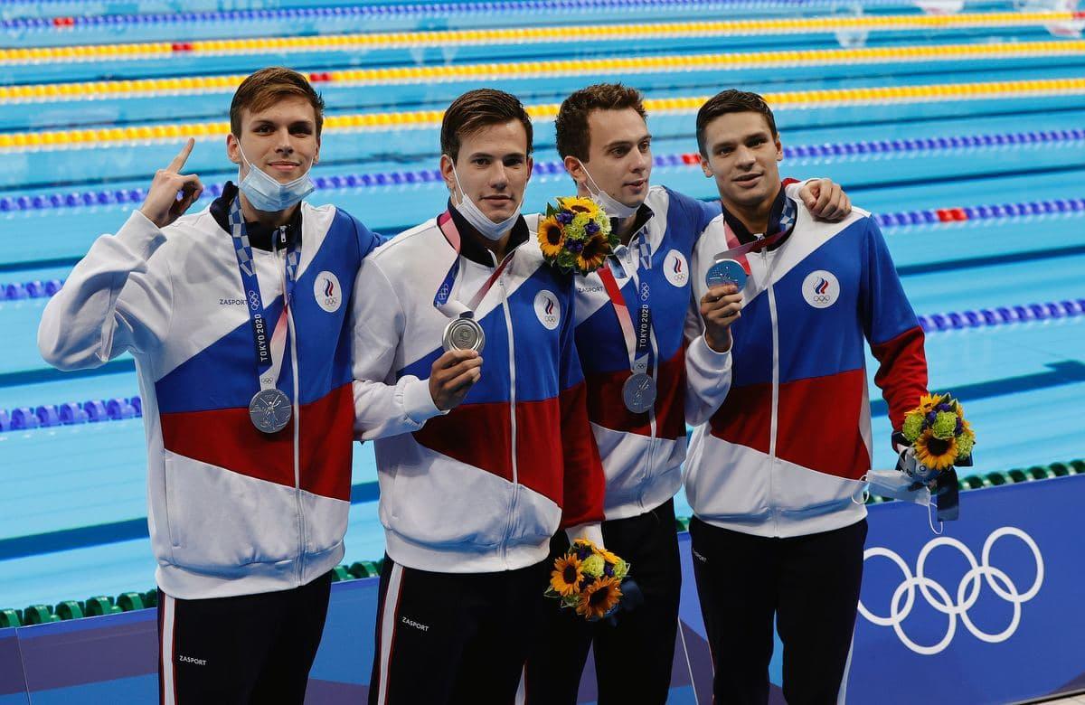 Ярославец Иван Гирев завоевал серебро на Олимпиаде в Токио