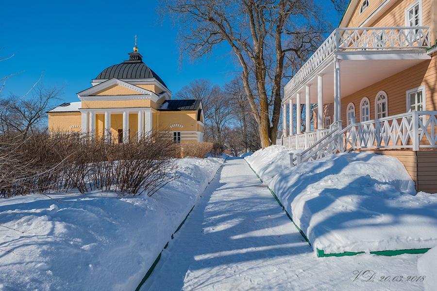 2022-01, Новогодний тур: Тамбов, Ивановка, Тарханы в январе, 3 дня (B)