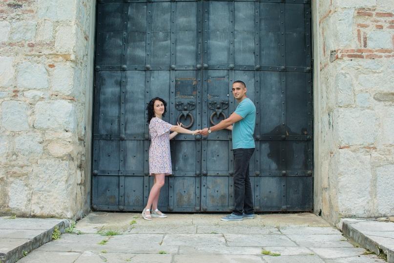 Love Story фотосессия в Пицунде - Фотограф MaryVish.ru