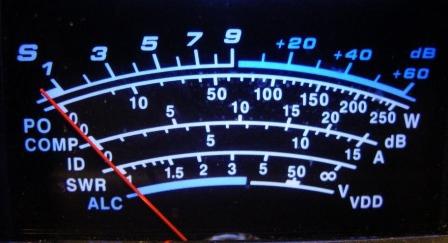 S-метр на рациях, изображение №2