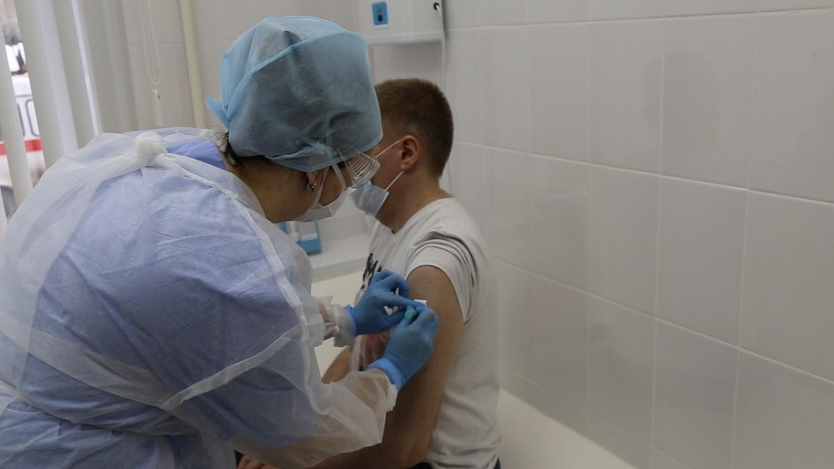 «Красный котельщик» проводит вакцинацию сотрудников от COVID-19