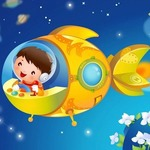Космические загадки для детей на День Космонавтики и не только!