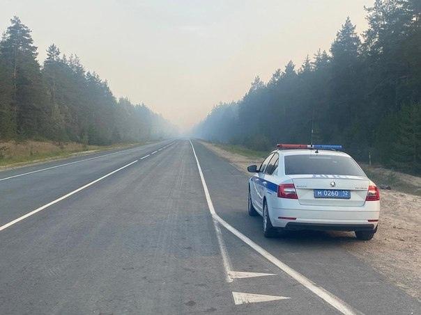 Шериф-балку установили в Звениговском районе Марий...