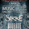 Music InFection FEST - 2. online