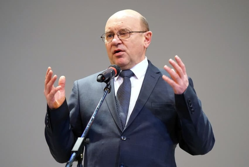 Почетный гражданин и депутат Юрий Николаевич Казанов