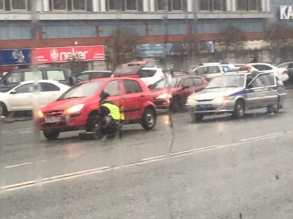 В Уфе сотрудники полиции показали пример, каким должен...